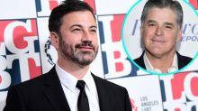 Jimmy Kimmel Seeks to End Feud With Sean Hannity in Saltiest Mea Culpa Ever