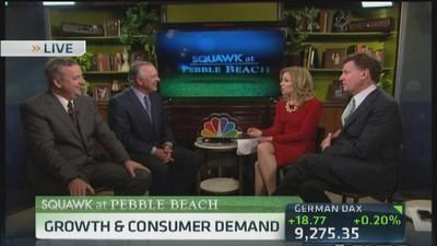 Fisher: Consumers 'frozen' by weather