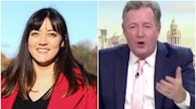 Chinese Labour MP accuses Piers Morgan of making racism 'permissible'