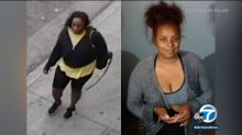 Police identify woman sought in attempted kidnapping of 4-year-old boy near DTLA