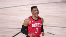 Now with the Wizards, Russell Westbrook says he's 'never changing' who he is on the court