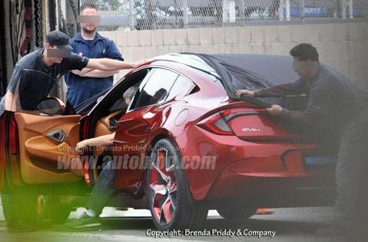 Fisker's Project Nina exposed ahead of New York Auto Show debut