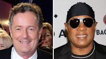 Piers Morgan welcomed Stevie Wonder to Twitter and the replies were predictably awful