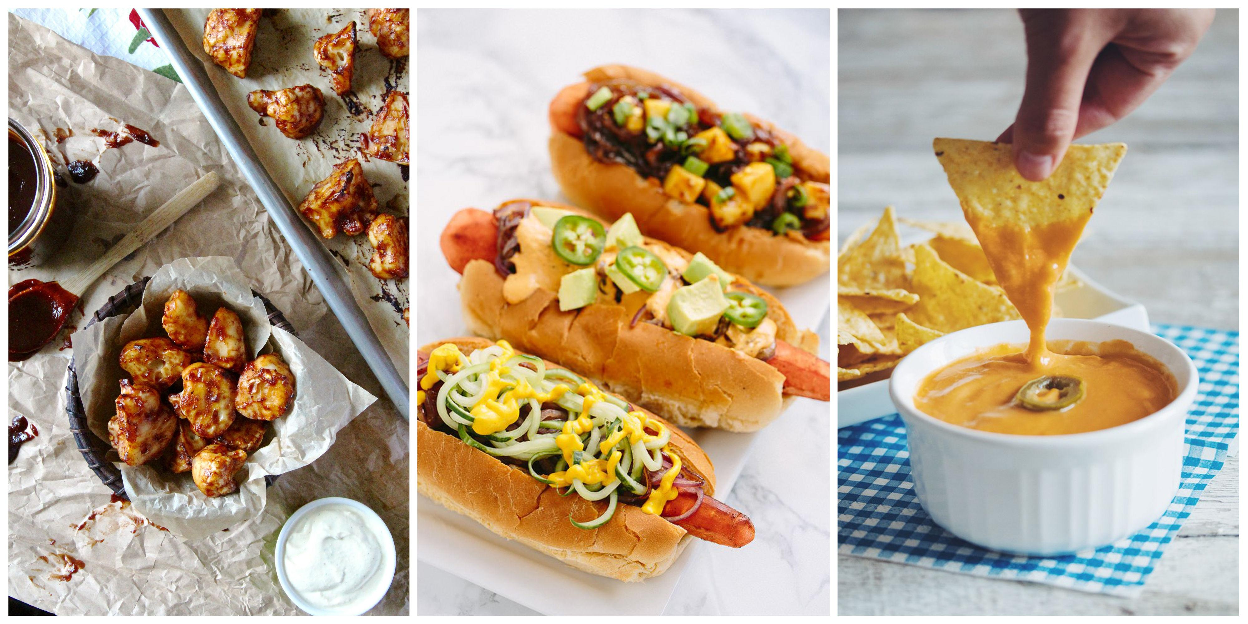 10 junk foods you can make out of veggies