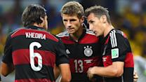 Germany's perfect prep for World Cup final