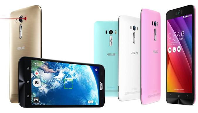 ASUS' photo-centric ZenFones head to India first