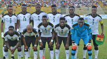 Ghana's 23-man squad for Afcon qualifier against Kenya