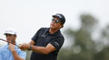 U.S. Open: Phil Mickelson can't find a fairway, shoots 79: 'I'm so sick of this.'