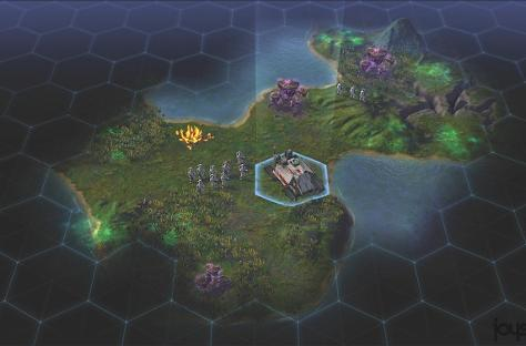 Civilization: Beyond Earth breaks free from history, heads to the final frontier