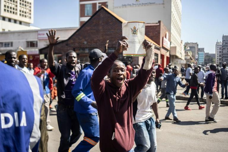 Police, soldiers deploy in Zimbabwe's Bulawayo as opposition challenges protest ban