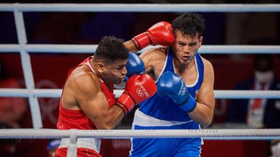 Medaillen-Traum für deutschen Boxer geplatzt