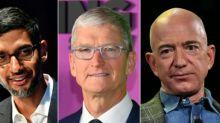 Audiência de gigantes tecnológicos dos EUA no Congresso será na quarta-feira