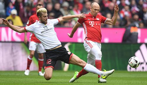 Bundesliga: Bayern lässt auch gegen Mainz Punkte liegen