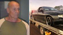 Nationwide hunt for fugitive Qld killer