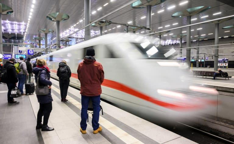 Coronavirus Deutsche Bahn