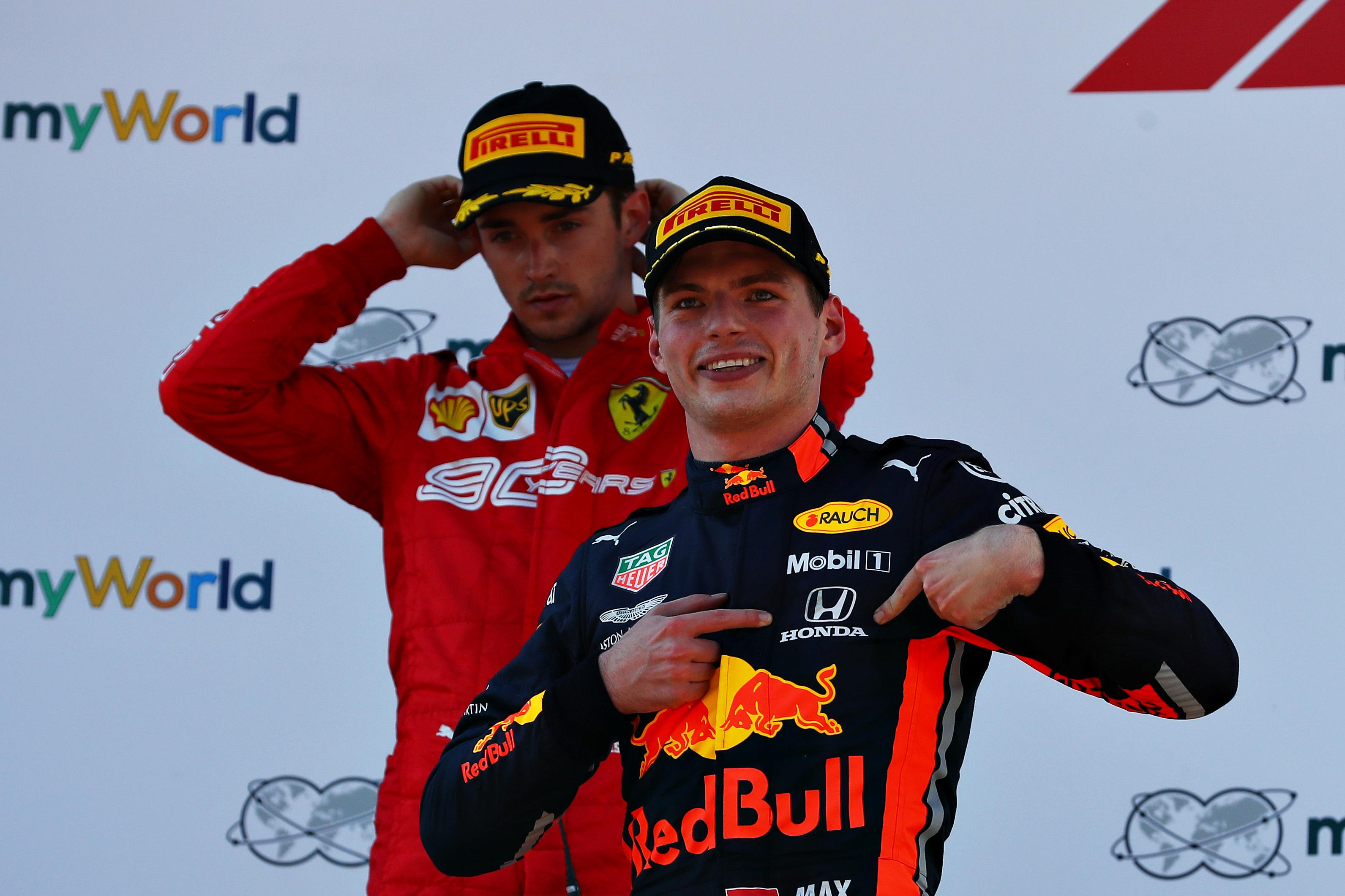 f1 max verstappen keeps austria win after 3 hour review. Black Bedroom Furniture Sets. Home Design Ideas