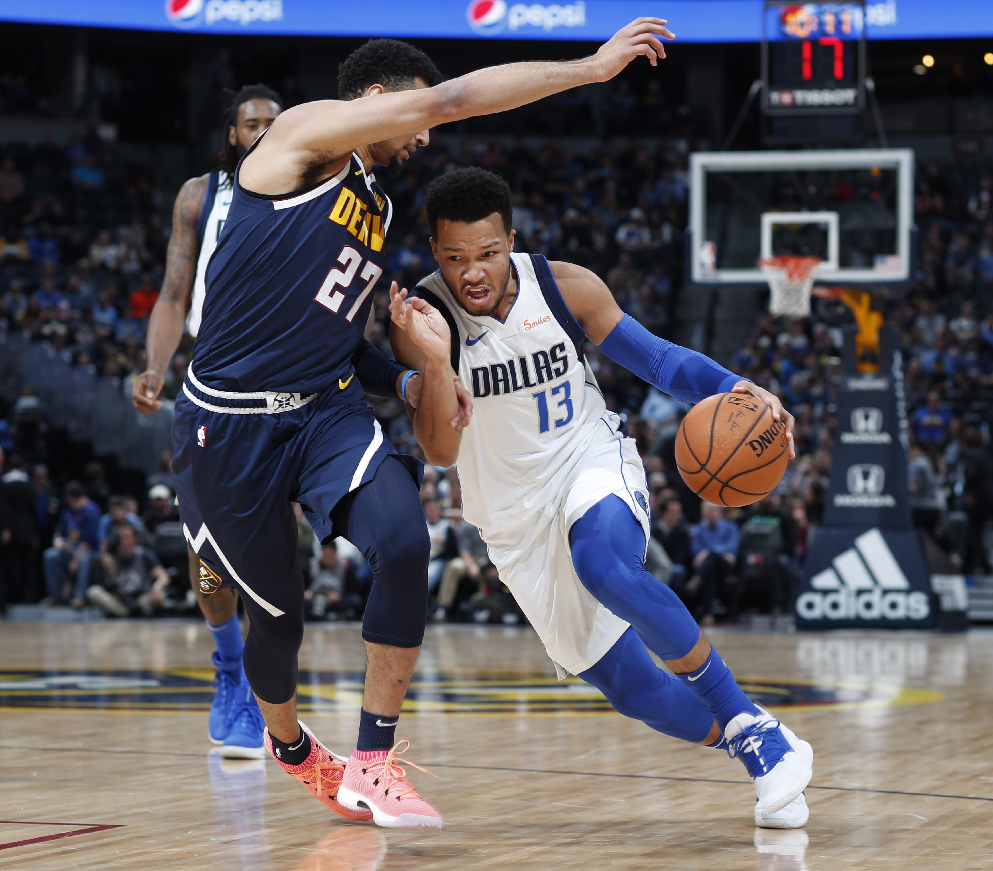 Nuggets Win 7th Straight At Home By Beating Mavs 126-118
