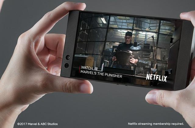 Razer Phone now streams Netflix in all its HDR glory