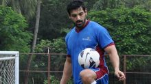 Bollywood actors who are struck by football fever