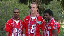 Peyton Manning, Edgerrin James joining Marvin Harrison as Colts' Triplets find home in Canton