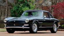 Cruise In A 1965 Ferrari 275 GTS Owned By David Letterman, Jon Shirley