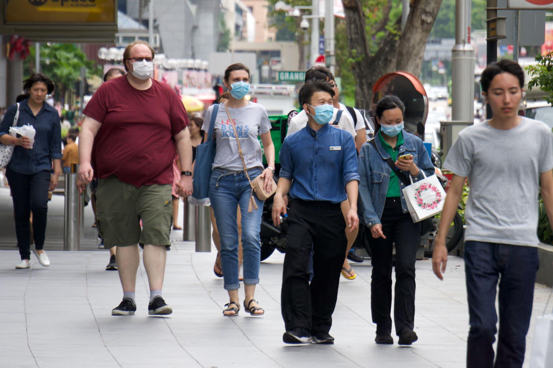 Singapore tourism cries 'help' as coronavirus hits arrivals
