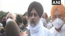 Shiromani Akali Dal delegation meets President, requests him not to sign farm bills