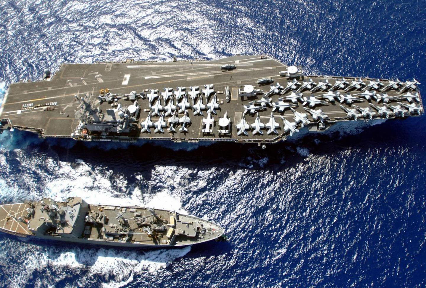 Let Me Tell You Why China Is Obsessed with America's Aircraft Carriers