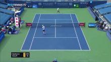 ATP Cincinnati - Djokovic domine Struff et reste invaincu en 2020