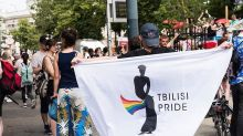 Pride march in deeply conservative Georgia attacked by Orthodox church for promoting 'grave sin'