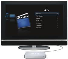 Apple TV OS loosed into the wilds