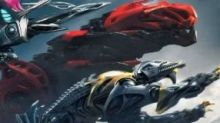 Power Rangers' all-new Zords attack on new poster