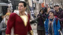 'Shazam!' has bigger opening weekend than 'Aquaman' at the UK box office