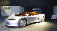 Vergessene Studien: Bugatti ID 90, EB 112, EB 118 und EB 218