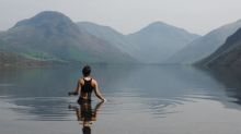 Country diary: Britain's deepest lake offers a trance-inducing swim