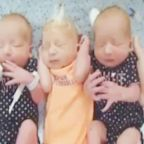 A South Dakota Woman Went To The Hospital For Kidney Stones And Gave Birth To Triplets Instead