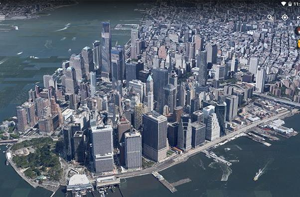 Google Earth's third-party app support is going away, for now