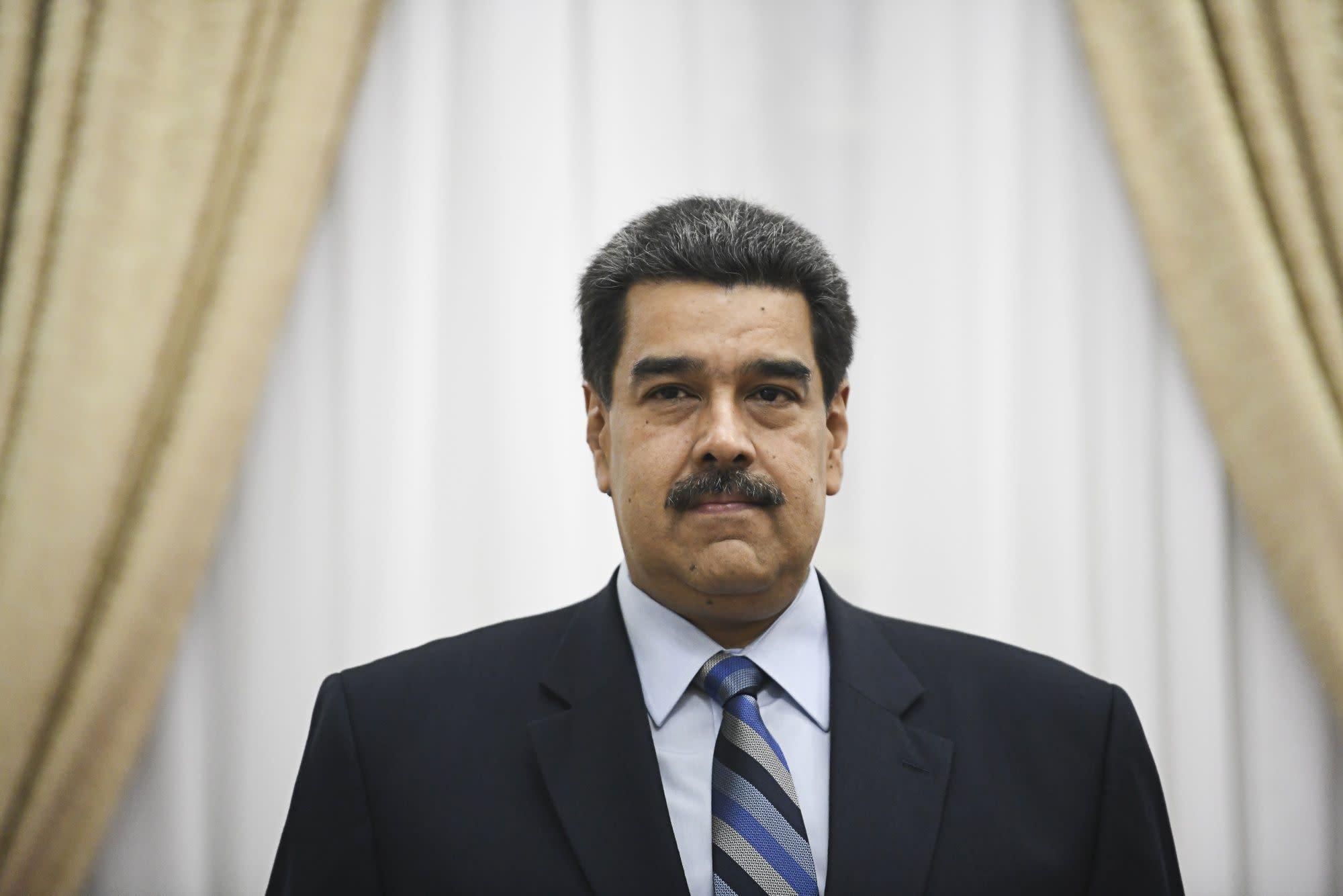 Venezuela, U.S. Have Met 'Secretly' for Months, Maduro Says