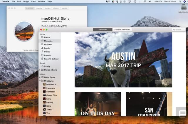 macOS High Sierra preview: It's what you can't see that counts