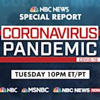 NBC News To Air Series Of Live Primetime Specials On Coronavirus Pandemic