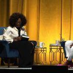 Michelle Obama tells White House stories to Oprah