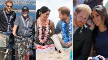 All the best moments from day four of the Duke and Duchess of Sussex's royal tour