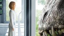 New 'Jurassic World' Poster Shows Off Mega-Dino; Latest Trailer Arriving Monday