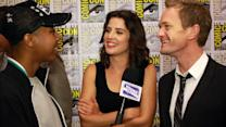 How We Met the 'How I Met Your Mother' Cast at Comic Con