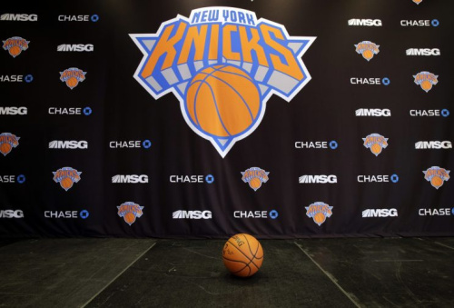 The front-office job left open by Phil Jackson's firing is still vacant. (AP)