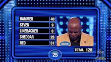 NFL great lays 'Family Feud' dud and Steve Harvey loves it