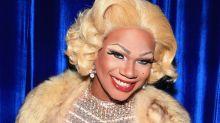 Muere Chi Chi DeVayne, estrella del reality de RuPaul's Drag Race