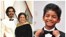 Oscars 2017: Dev Patel arrives with mom; Sunny Pawar looks dapper on the red carpet