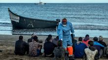 African migrants driven to take 1,000m boat journey to Canary Islands by Covid economic decline