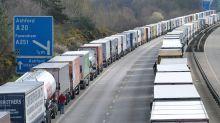 Brexit border delays could bankrupt 10pc of firms, survey claims